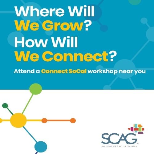SCAG Connect SoCal