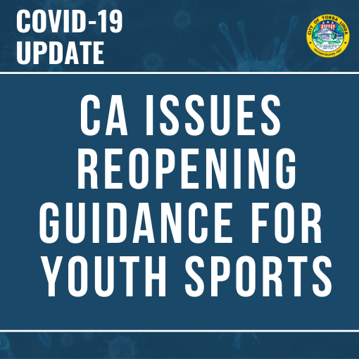 CA issues reopening guidance for youth sports- Latest News