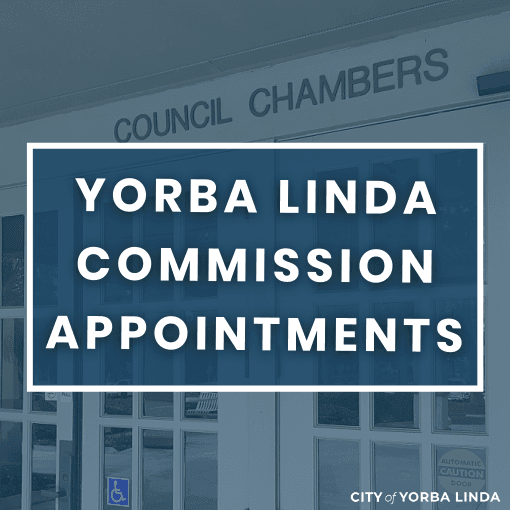 Commission Appointments - E-News