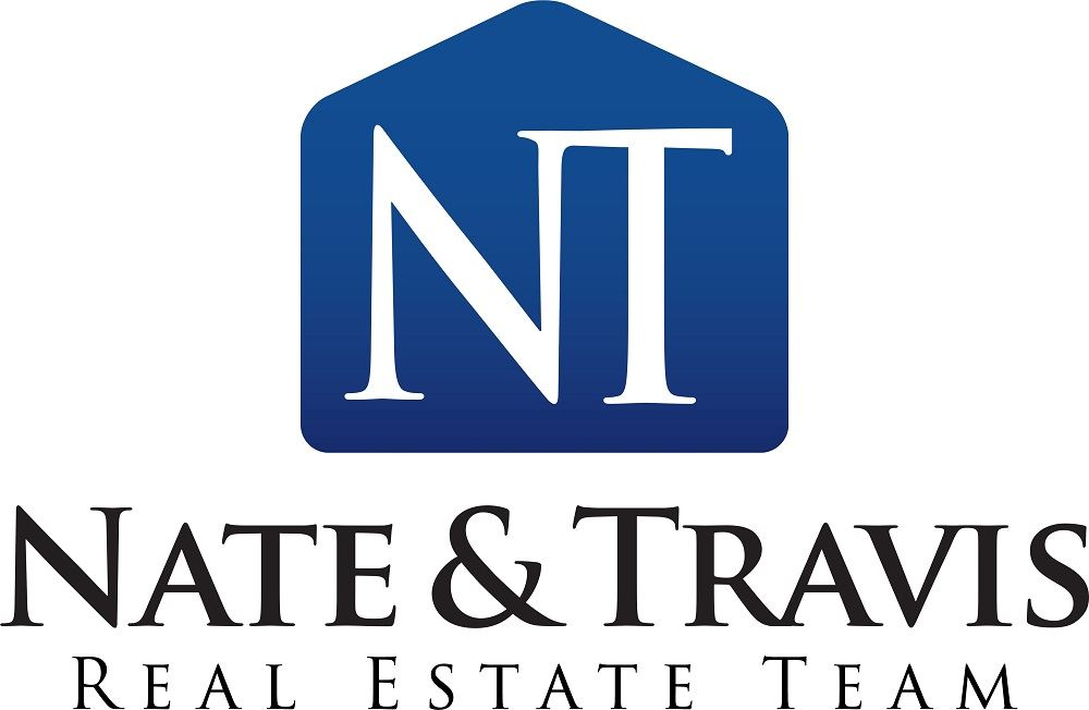 Nate and Travis Real Estate Team Logo